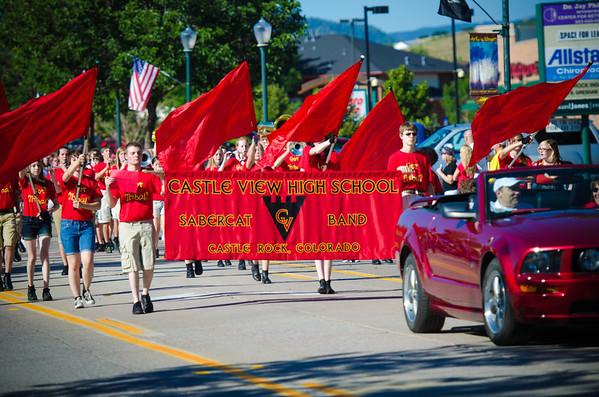 2013 Douglas County Parade