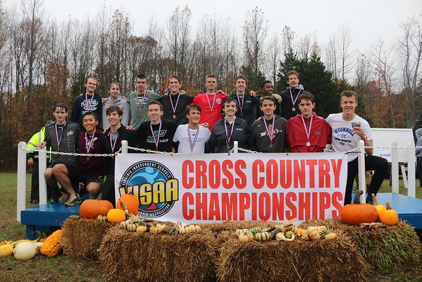 VISAA Cross Country State Championships - Nov 9