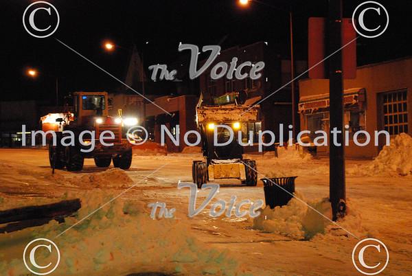 Blizzard of 2011 Snow Removal in Aurora, IL and Fox Valley area