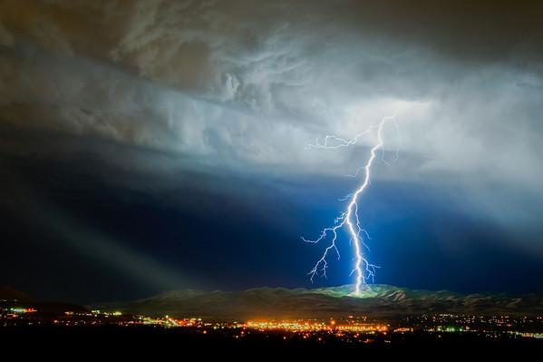 Lightning & Storms