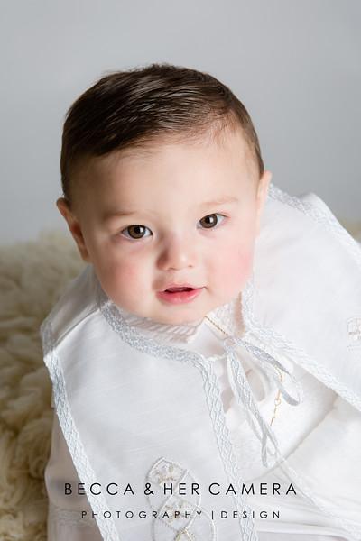 Giancarlo | Baptism