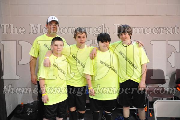 Boys 7th Untouchables vs Mystic Dolphins