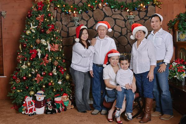 2013 Christmas EA/OA