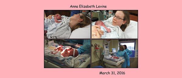 Anna, The First Ten Days