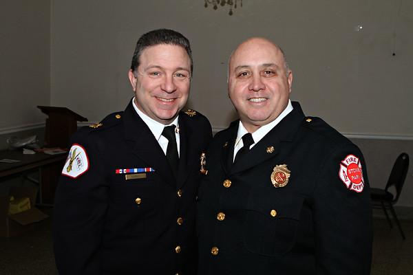 Stone Park & Riverside  Fire Department Firefighter Academy