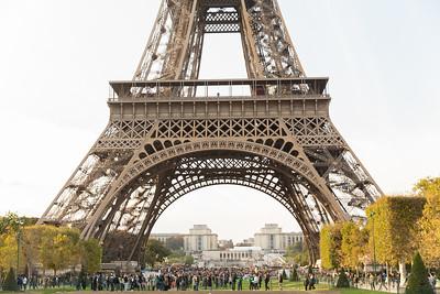 Layover in Paris