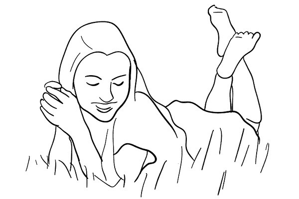 拍摄姿势系列 - 美女拍照姿势zz - 一镜收江南 - 清韵