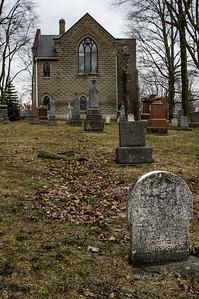 Methodist Cemetery Millbank, Ont