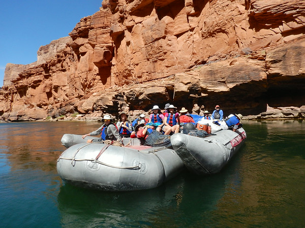Grand Canyon Rafting Trip June 2014
