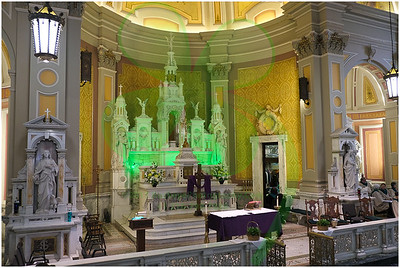 2017 Cleveland Saint Patrick's Day Mass at Saint Colman's