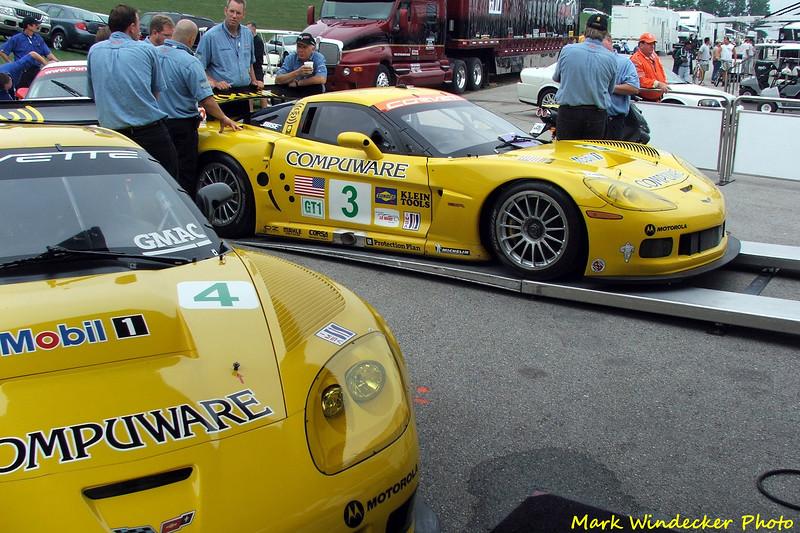 Corvette Racing...