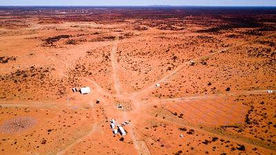 Murchison Radio-astronomy Observatory