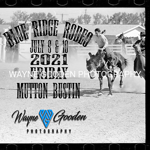 Friday Night Mutton Bustin