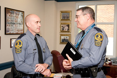 VSP Trooper Kurt Johnson - IACP/PARADE Magazine Officer of the Year HM