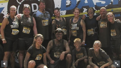 Dirty Dash 2013