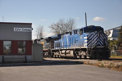 Railroading in Ontario & Quebec
