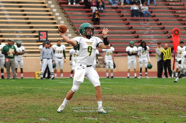 Feather River College: Opponents -- 10/23/10