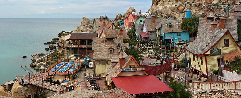 Popeye Village Fun Park (www.popeyemalta.com)