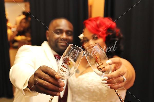 Alexis and Knikia Wedding