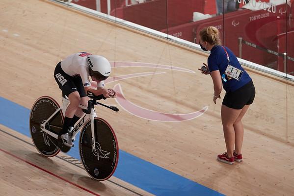 8-25-2021 Women's C1-3 3000m Individual Pursuit