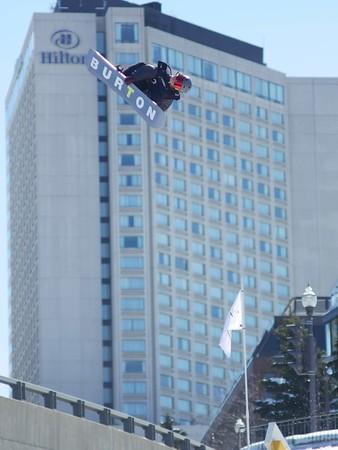 Canada Snowboard Slopestyle & Big Air Team