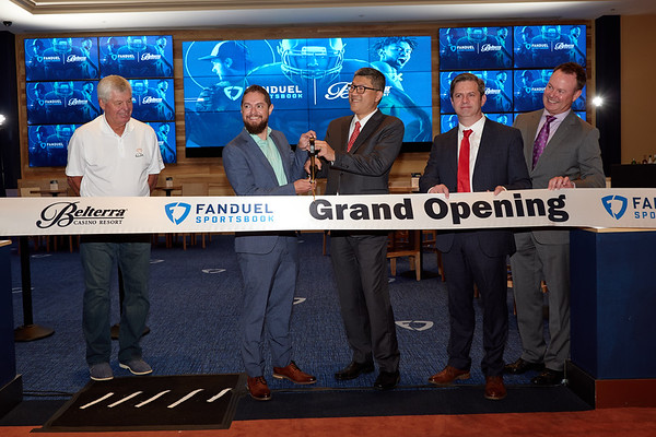 Belterra - FanDuel Ribbon Cutting