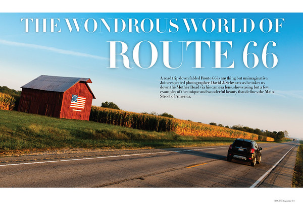 The Wonderous World of Route 66