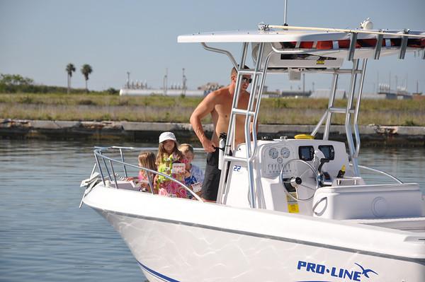 Memorial Weekend Boating 2012