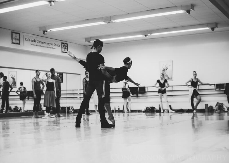 Through The Dancer's Eyes: 2017-2018