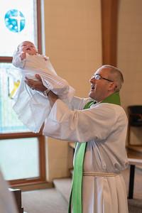 Eleanor's Baptism