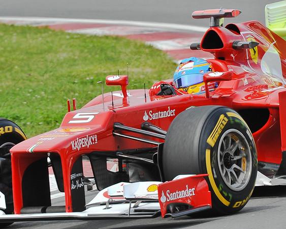 F1 - Montreal Grand Prix 2012
