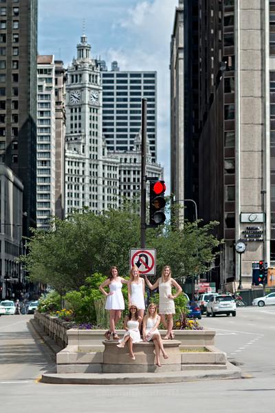 Seniors Chicago style!