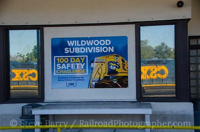 CSX Transportation Wildwood, Florida December 14, 2014