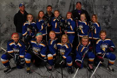 2013 Northern Storm Girls 10U 03's