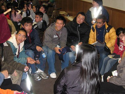 2003 Winter Retreat