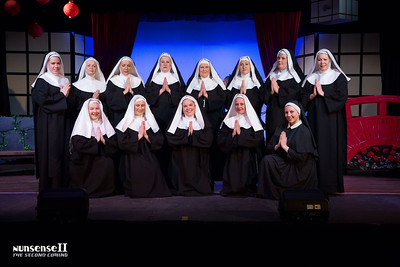 Nunsense II: The Second Coming - August 2015