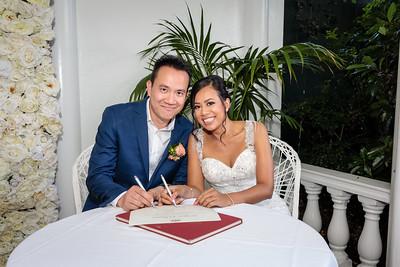 Aisha and Matt - Wedding