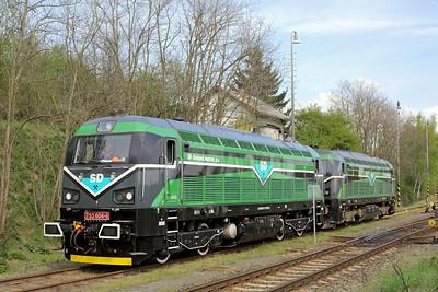 SD Kolejova doprava