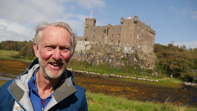 A vist to Dunvegan Castle - Skye