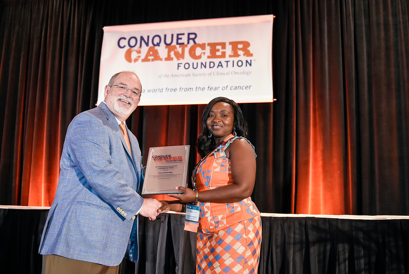 The Conquer Cancer Foundation 2015 Grants & Awards Ceremony