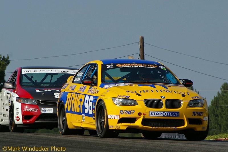 7TH BILL AUBERLEN/PAUL DALLA LANA BMW M3