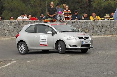 32 Rally de Canarias - TC 7 EL SAUCILLO - ARTENARA