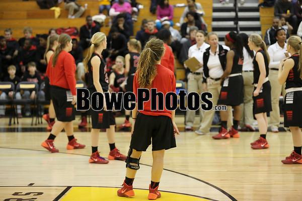 Oak Grove vs Petal varsity basketball