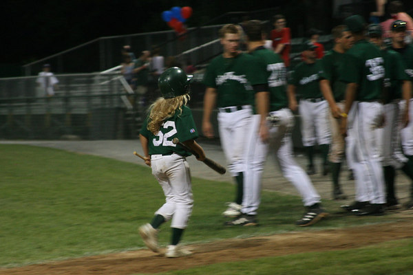 vs. College Park Bombers, 6/16/2005, Players
