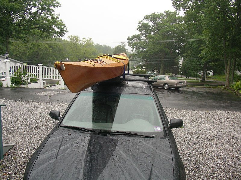 Monday morning, an ominous start... it's been raining all night.  A soft drizzly rain.  I stayed at a motel in Lincolnville, our launch point.  Jack, Susan, and their friend Roy have yet to find me.