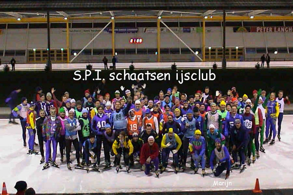 Netherlands, Ice Skating Association IJCE