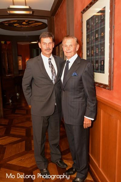 Jim Lazor Jr. and Jim Lazor