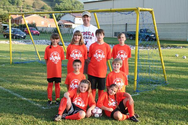 YMCA Fall Soccer League