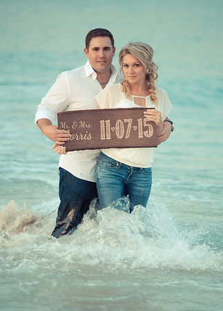 Tom and Ashley, Aventura/Haulover