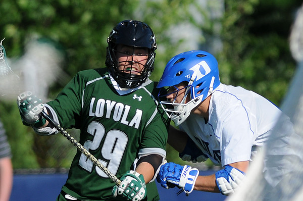 Loyola @ Duke - Playoffs 05.12.13